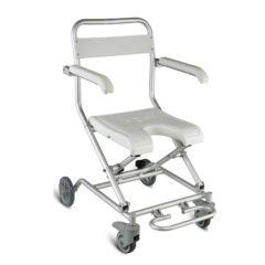 Dušo kėdė su ratukais