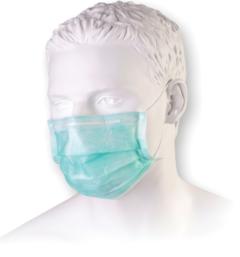 Medicininė kaukė su lankeliu