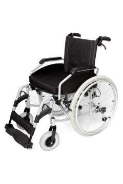Aliuminis neįgaliojo vežimėlis